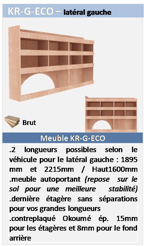 KR-G-ECO FOURGON COMPACT L2H2