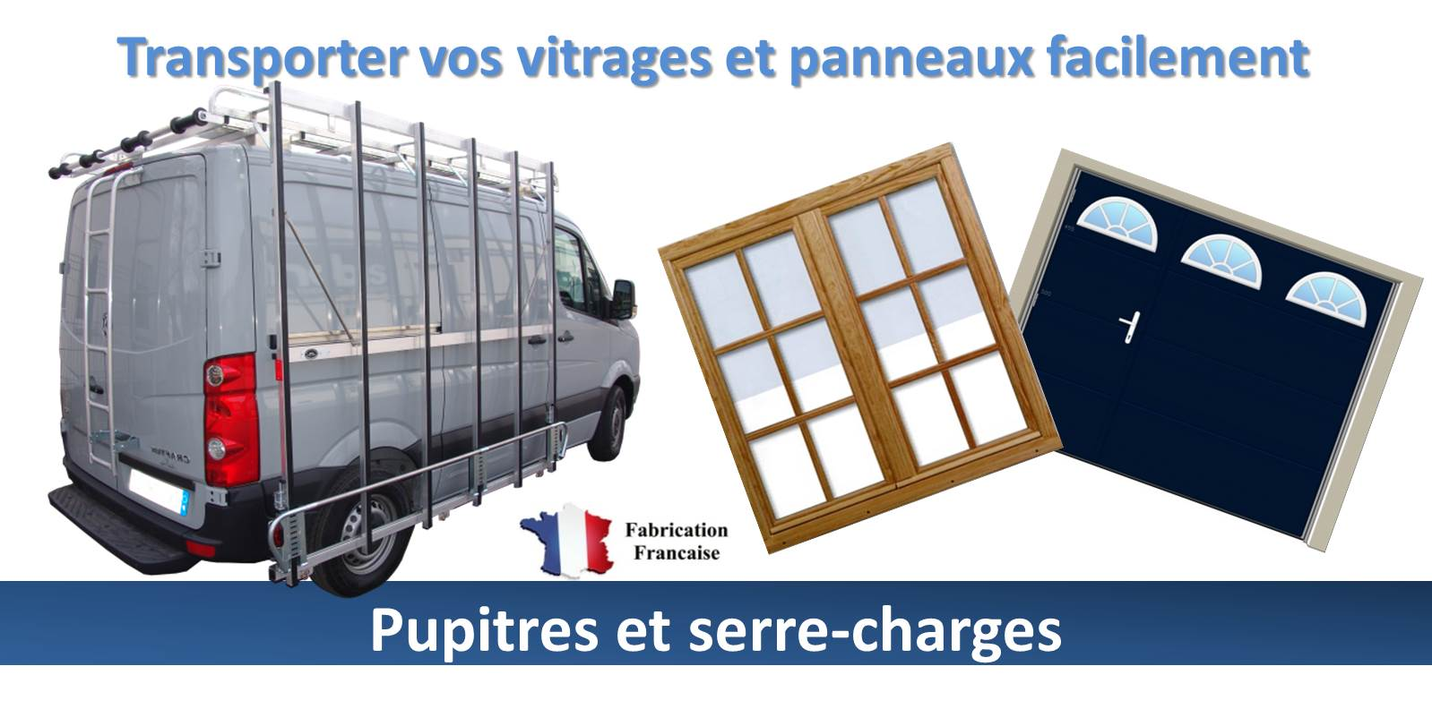 pupitres fourgon L1H2 ford transit